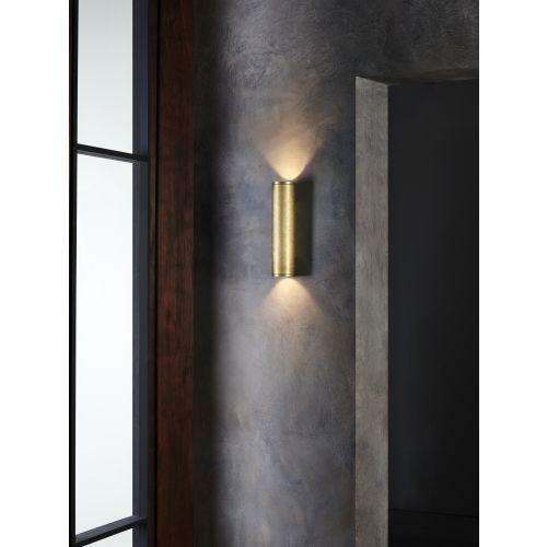 Astro Ava 300 Coastal Wall Light Coastal Brass 1428003