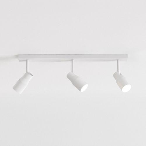 Astro Apollo Triple Bar Indoor Spotlight in Textured White 1422007