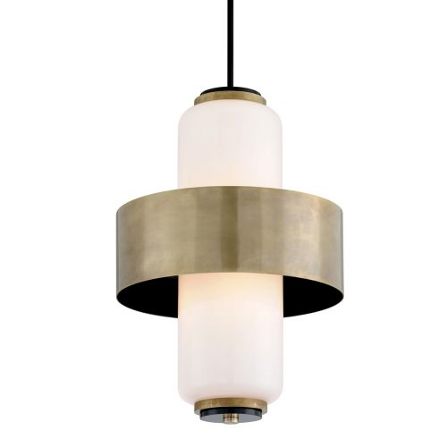 Corbett 4 Light Pendant Vintage Brass Corbett 275-44-CE