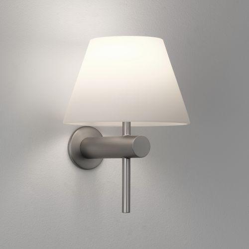 Astro Roma Bathroom Wall Light in Matt Nickel 1050005