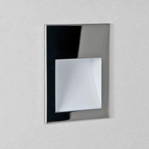 Astro Borgo 90 LED Bathroom Marker Light in Polished Stainless Steel 1212009