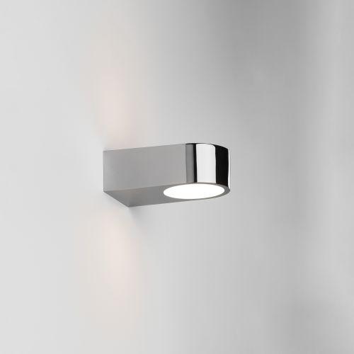 Astro Epsilon LED Bathroom Wall Light in Polished Chrome 1124004