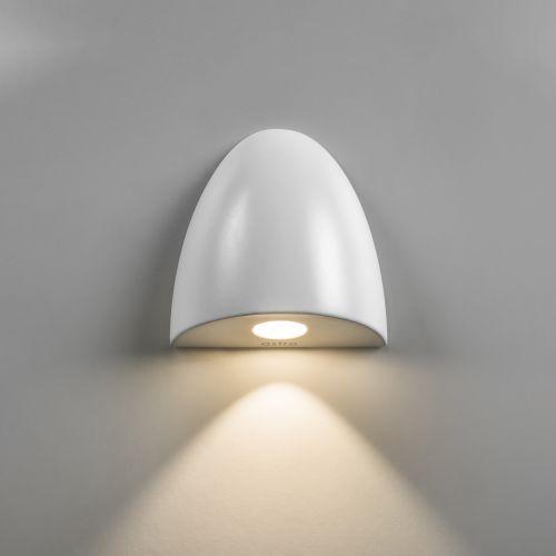 Astro Orpheus LED Bathroom Marker Light in Textured White 1348002