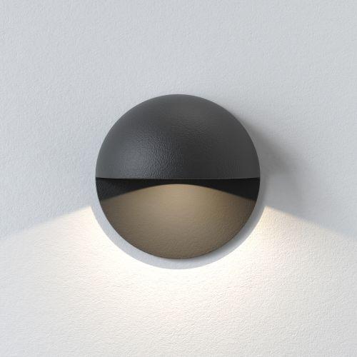 Astro Tivola LED Outdoor Marker Light in Textured Black 1338001