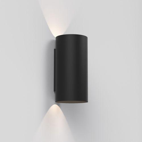 Astro Yuma 240 LED Indoor Wall Light in Textured Black 1399010