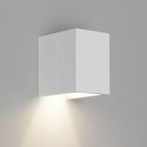 Astro Parma 110 Indoor Wall Light in Plaster 1187009