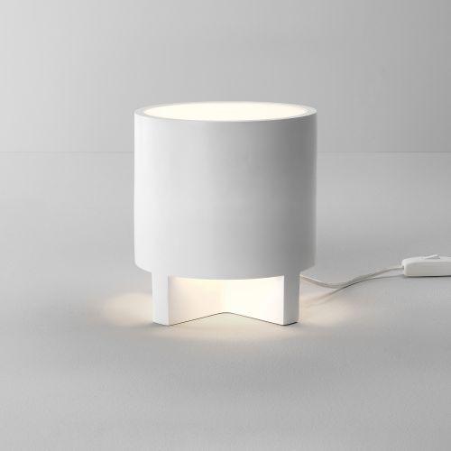 Astro Martello 180 Indoor Table Lamp in Plaster 1395001