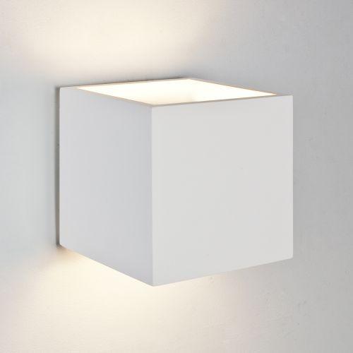 Astro Pienza 165 Indoor Wall Light in Plaster 1196003
