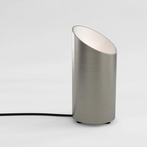Astro Cut Indoor Floor Lamp in Matt Nickel 1412002