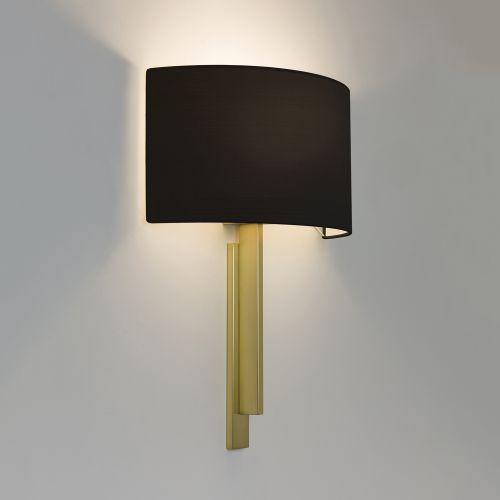 Astro Tate Indoor Wall Light in Matt Gold 1334003