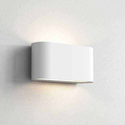 Astro Velo 280 Indoor Wall Light in Plaster 1417001