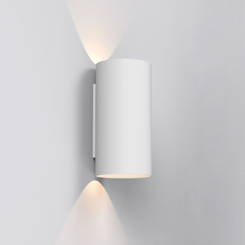 Astro Yuma 240 LED Indoor Wall Light in Textured White 1399009
