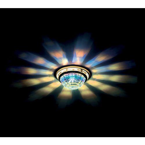 Schonbek Vega Swarovski Aurora Borealis Crystal Spotlight Gold Plated A8992NR030010ABZ