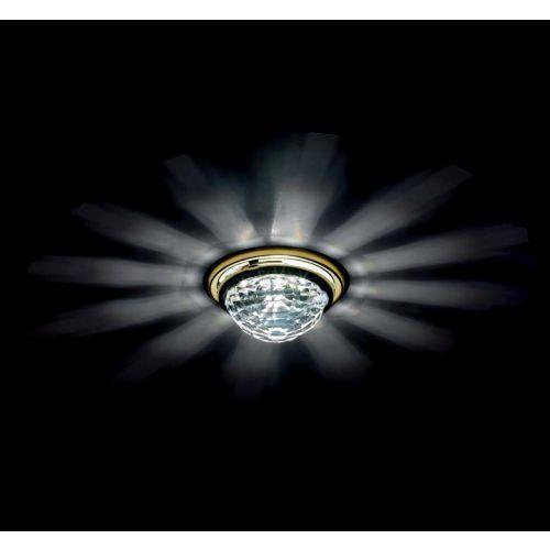Schonbek Vega Swarovski Crystal Spotlight Gold Plated Frame A8992NR030010CRY