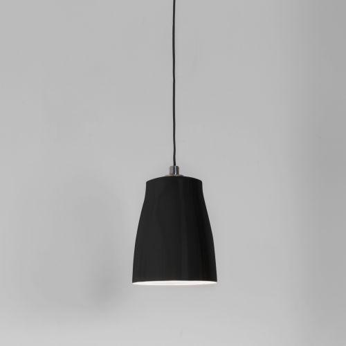 Astro Atelier 150 Indoor Pendant in Matt Black 1224019