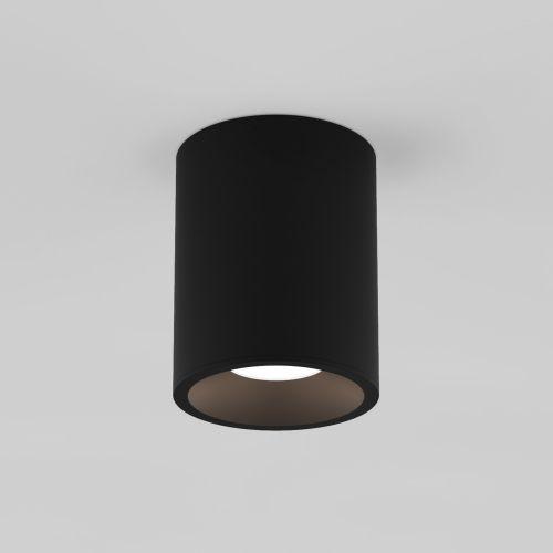 Astro Kos Round 100 LED Outdoor Downlight in Textured Black 1326023