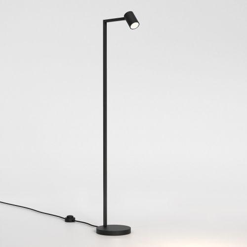 Astro Ascoli Floor Indoor Floor Lamp in Matt Black 1286087
