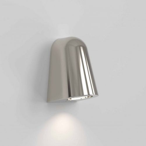 Astro Mast Light Coastal Coastal Wall Light in Polished Nickel 1317008