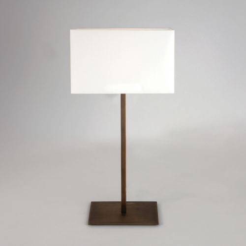 Astro Park Lane Table Indoor Table Lamp in Bronze SHADE NOT INCLUDED 1080046