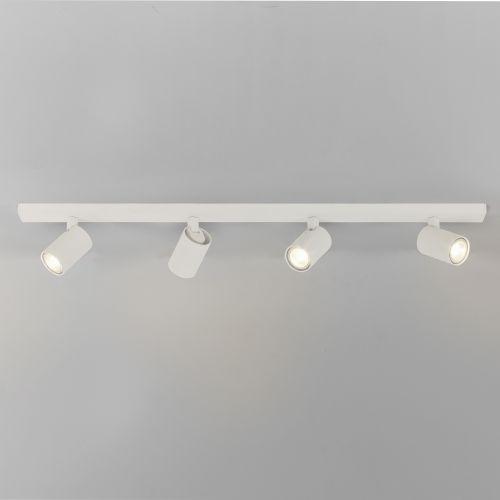 Astro Ascoli Four Bar Indoor Spotlight in Textured White 1286007