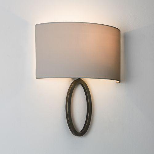 Astro Lima Indoor Wall Light in Bronze 1318009
