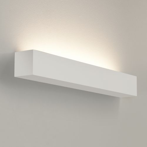 Astro Parma 625 LED Indoor Wall Light in Plaster 1187027
