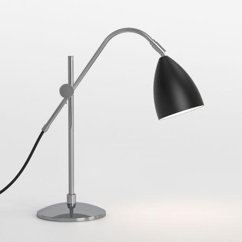 Astro Joel Grande Table Indoor Table Lamp in Matt Black 1223011