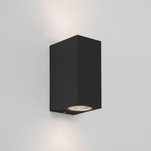 Astro Chios 150 Outdoor Wall Light in Textured Black 1310004