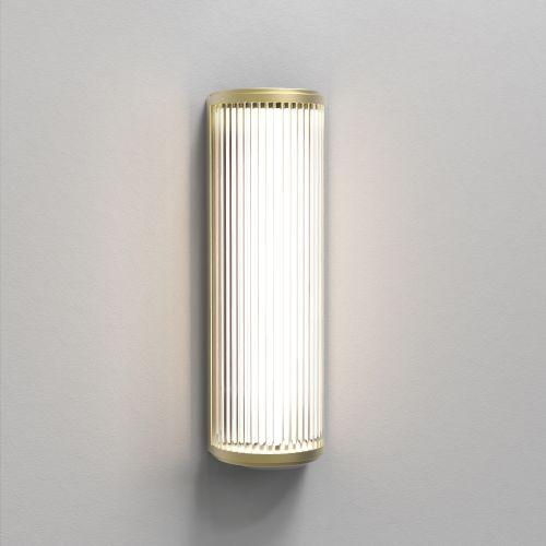 Astro Versailles 400 Bathroom Wall Light in Matt Gold 1380016