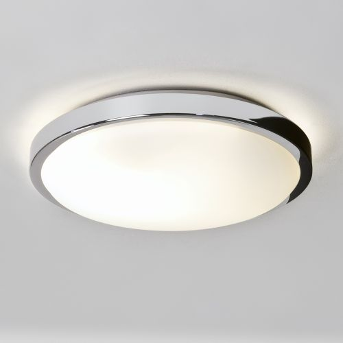 Astro Denia Bathroom Ceiling Light in Polished Chrome 1134001