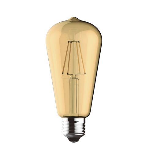 Vintage E27 LED Bulb 4Watt Extra Warm White 2200K Non-Dimmable