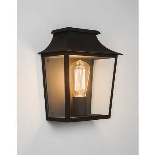 Astro Richmond Wall 235 Outdoor Wall Light in Textured Black 1340001