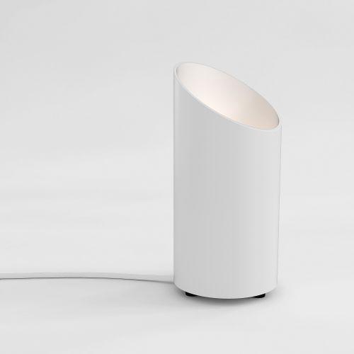 Astro Cut Indoor Floor Lamp in Matt White 1412001