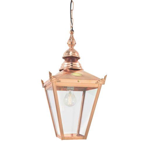 Norlys CS8 COPPER Chelsea 1Lt Outdoor Lantern