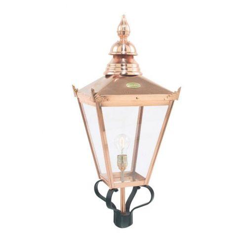 Norlys CSG/HO Chelsea 1Lt Copper Outdoor Lantern Head
