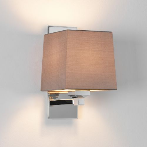 Astro Lambro 220 Indoor Wall Light in Polished Nickel 1139004