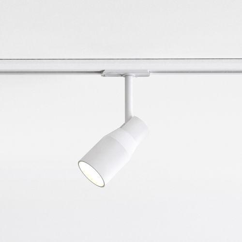 Astro Apollo 100 Track Indoor Track Light in Textured White 1422022