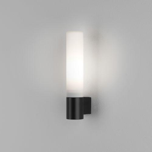 Astro Bari Bathroom Wall Light in Matt Black 1047006
