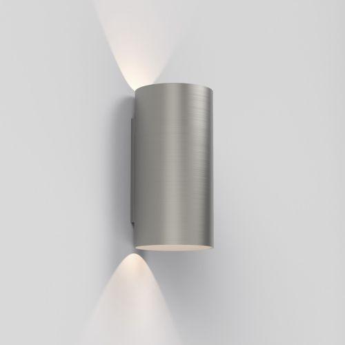 Astro Yuma 240 LED Indoor Wall Light in Matt Nickel 1399011