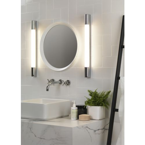 Astro Palermo 600 LED Bathroom Wall Light in Polished Chrome 1084021