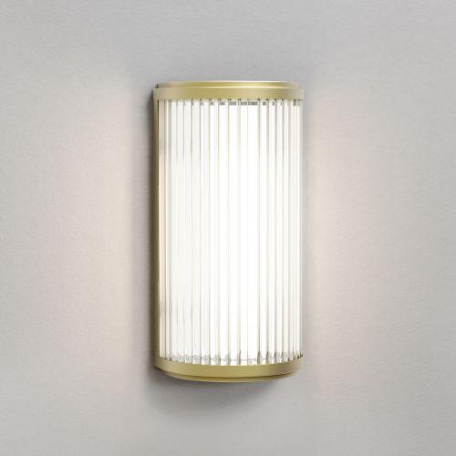 Astro Versailles 250 Bathroom Wall Light in Matt Gold 1380015