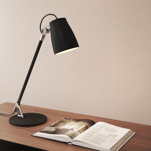 Astro Atelier Desk Indoor Table Lamp in Matt Black 1224061