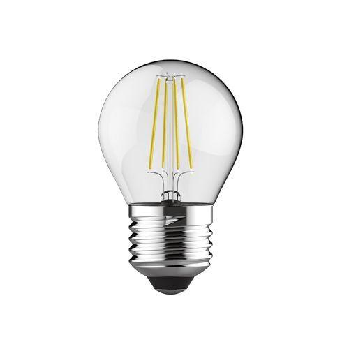 Golf Ball E27 LED Lamp 4Watt Warm White 2700K Dimmable