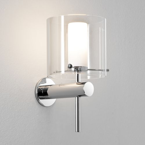 Astro Arezzo Wall Bathroom Wall Light in Polished Chrome 1049001