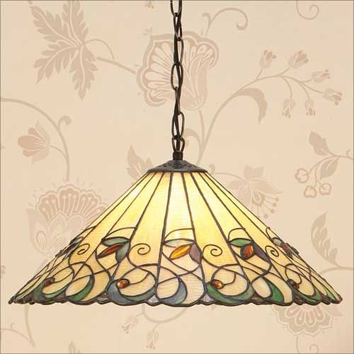 Interiors 1900 Tiffany Jamelia Pendant Light 64193