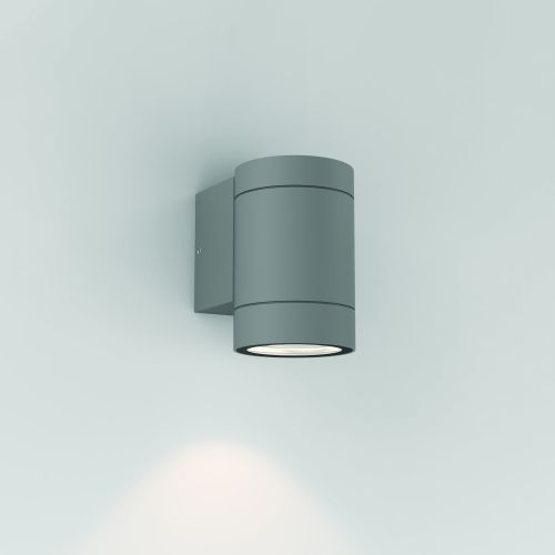 Astro Dartmouth Single LED Outdoor Wall Light in Textured Grey 1372007