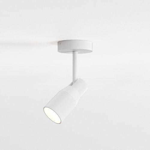 Astro Apollo Single Indoor Spotlight in Textured White 1422001