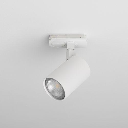 Astro Ascoli Track Indoor Track Light in Textured White 1286033
