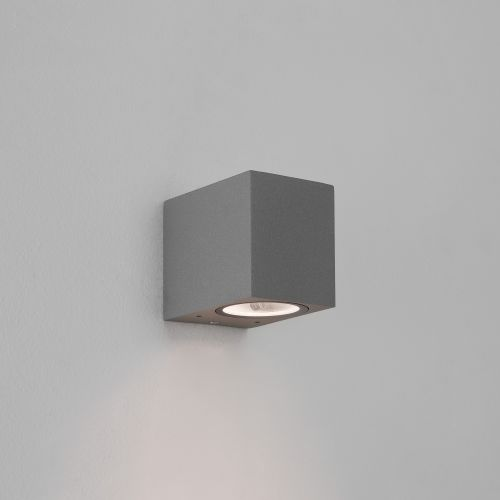 Astro Chios 80 Outdoor Wall Light in Textured Grey 1310007
