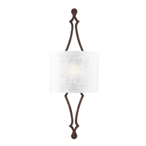 Feiss Tilling 1Lt Wall Light Weathered Iron FE/TILLING1 WI